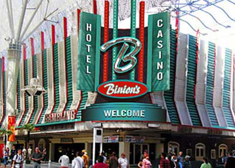 Binions golden horseshoe casino responsible conduct of gaming/gambling