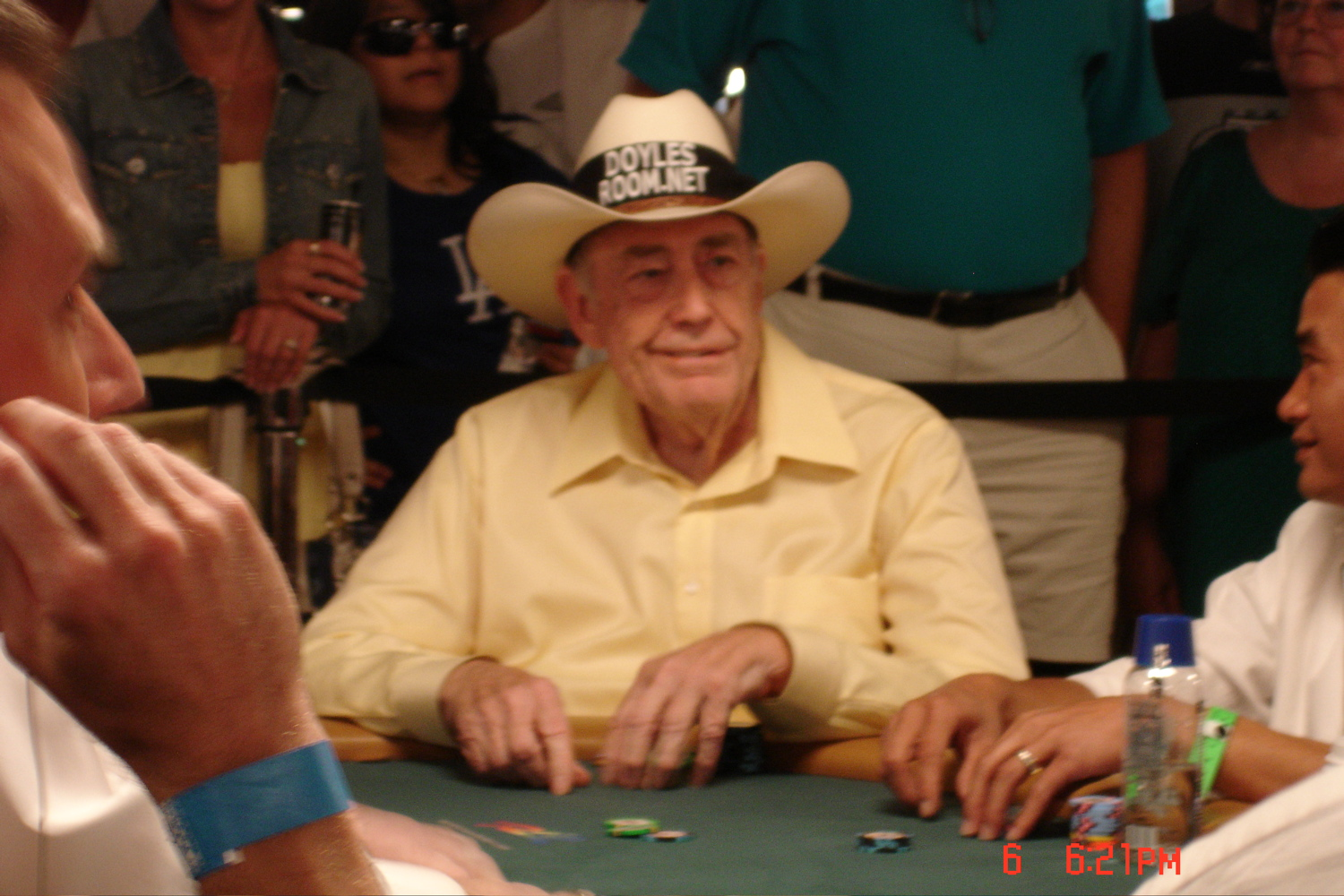 cash game poker doyle brunson